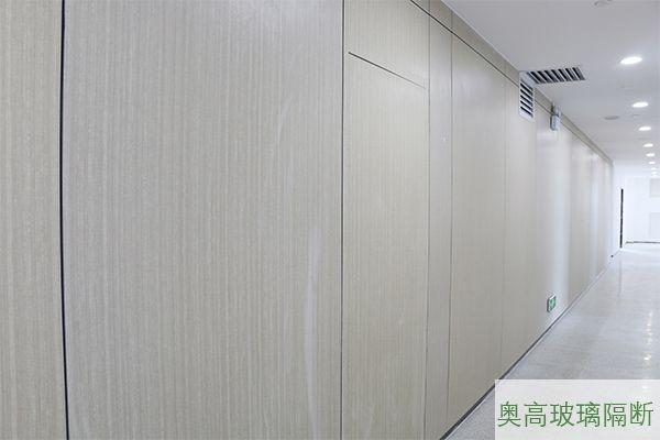 机房防火玻璃隔断墙
