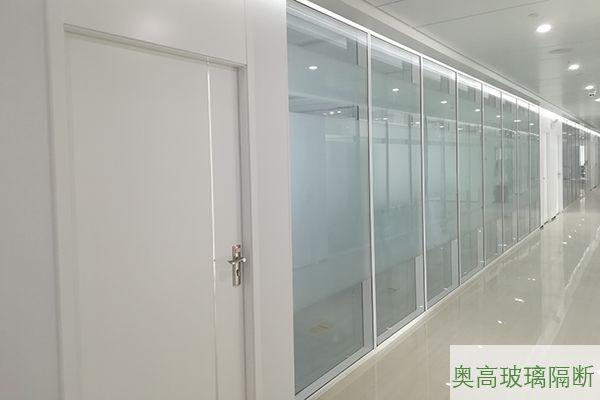 医院防火玻璃隔断墙