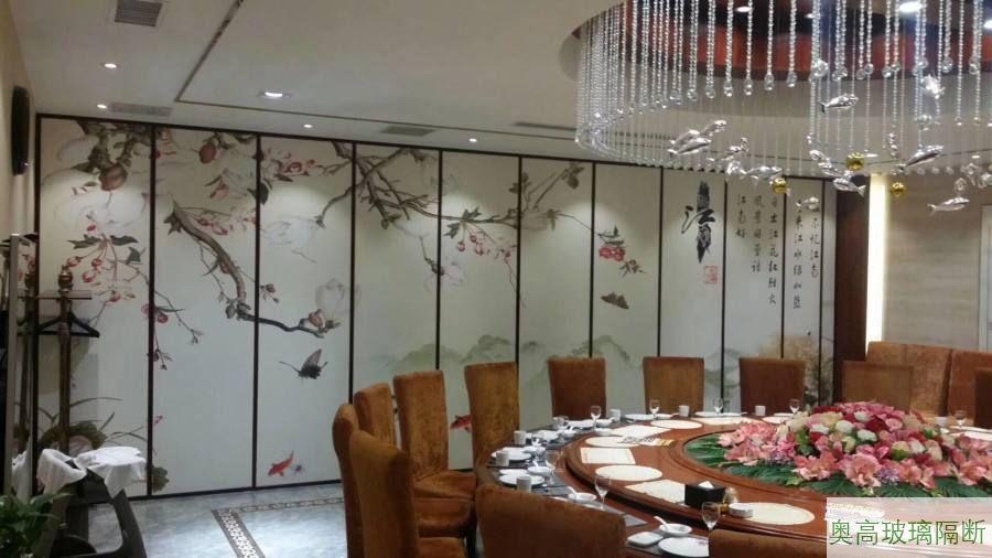 青岛酒店活动吊挂门